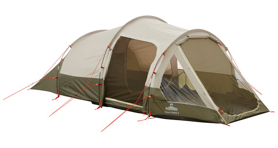 Nomad Desert Storm 3 Tent Pebble